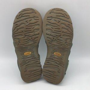 Keen Shoes - Keen Waterproof Hiking Outdoor Sandal Blue 5